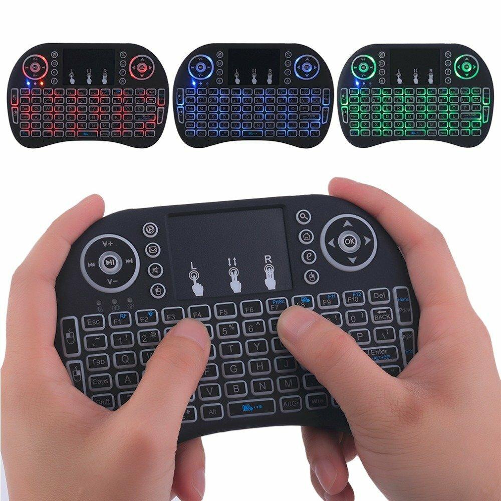 Сенсорная клавиатура Tikigogo в Сольцах