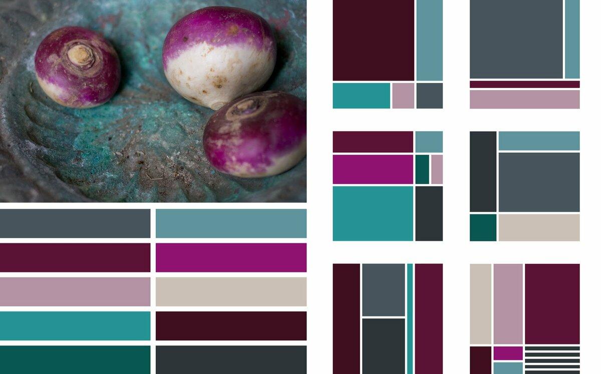 Лазурный цвет сочетание с другими цветами