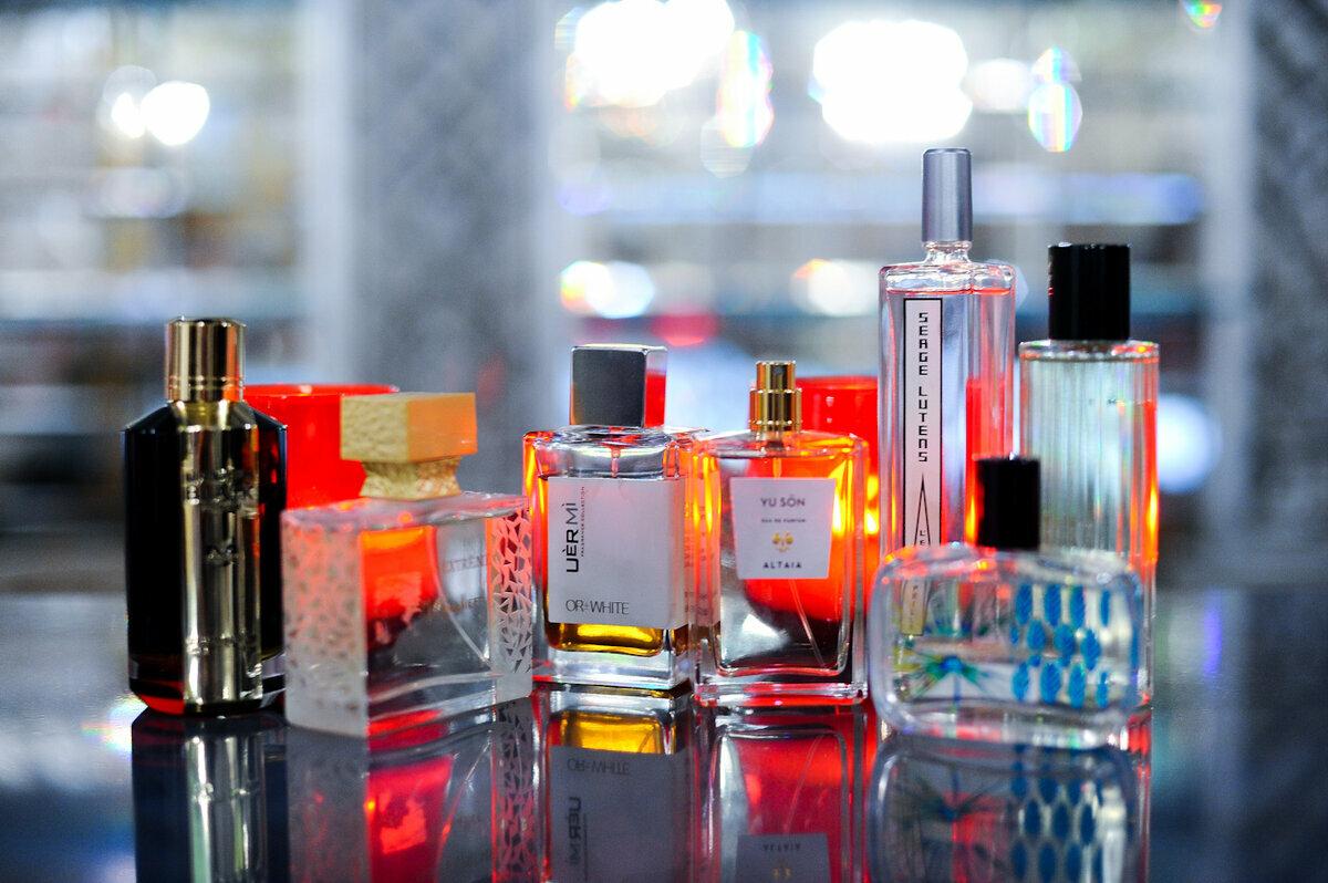 Бренды парфюма в картинках