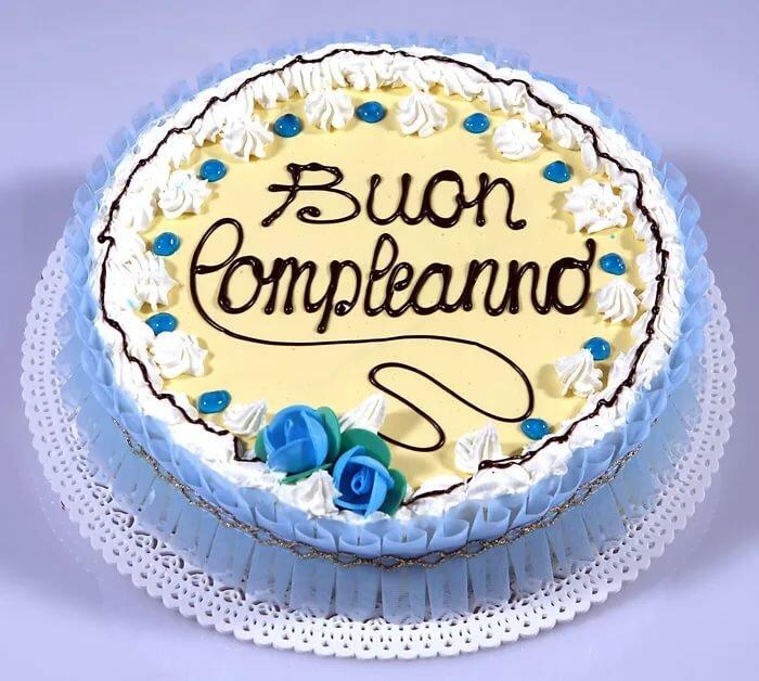 Летием, поздравления на итальянском с днем рождения открытки