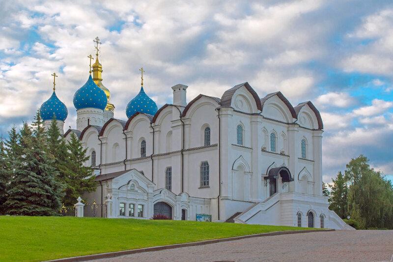 Казань. Благовещенский собор