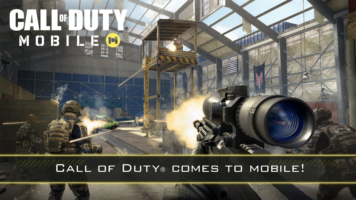 Call of Duty Mobile iOS configuration