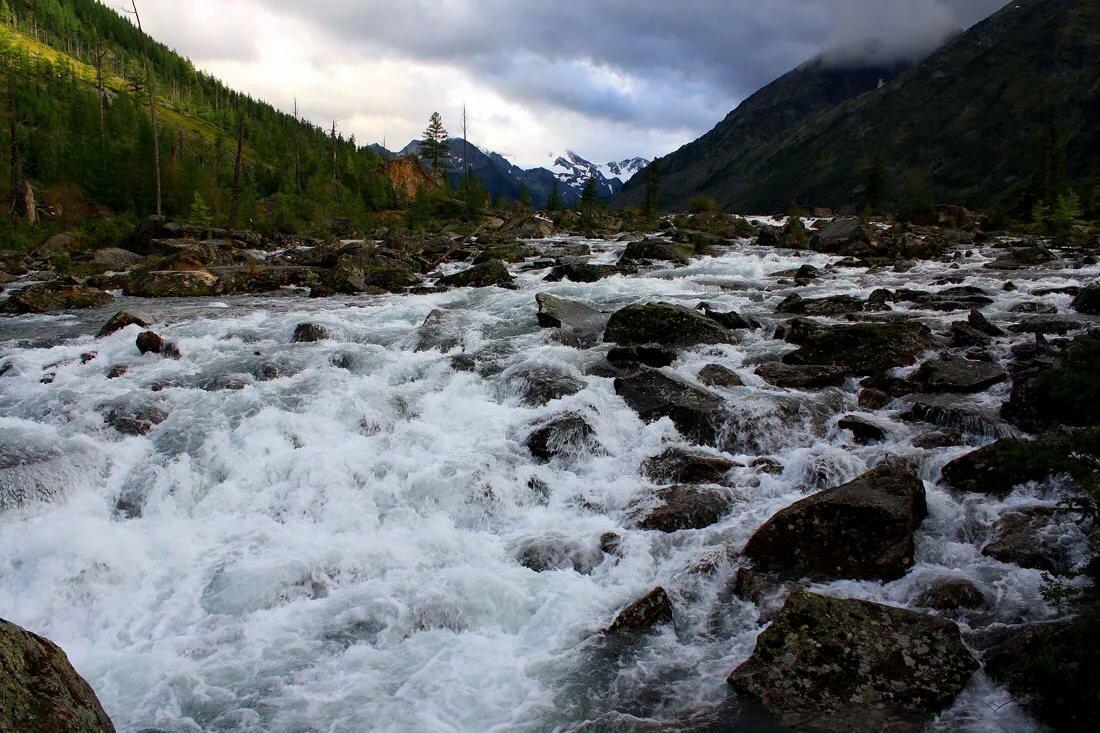 бодрости фото течение реки личная