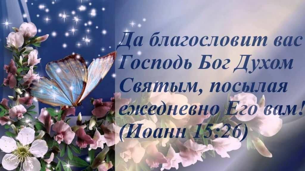 они картинка божьих благословений в новом дне является четвертой численности