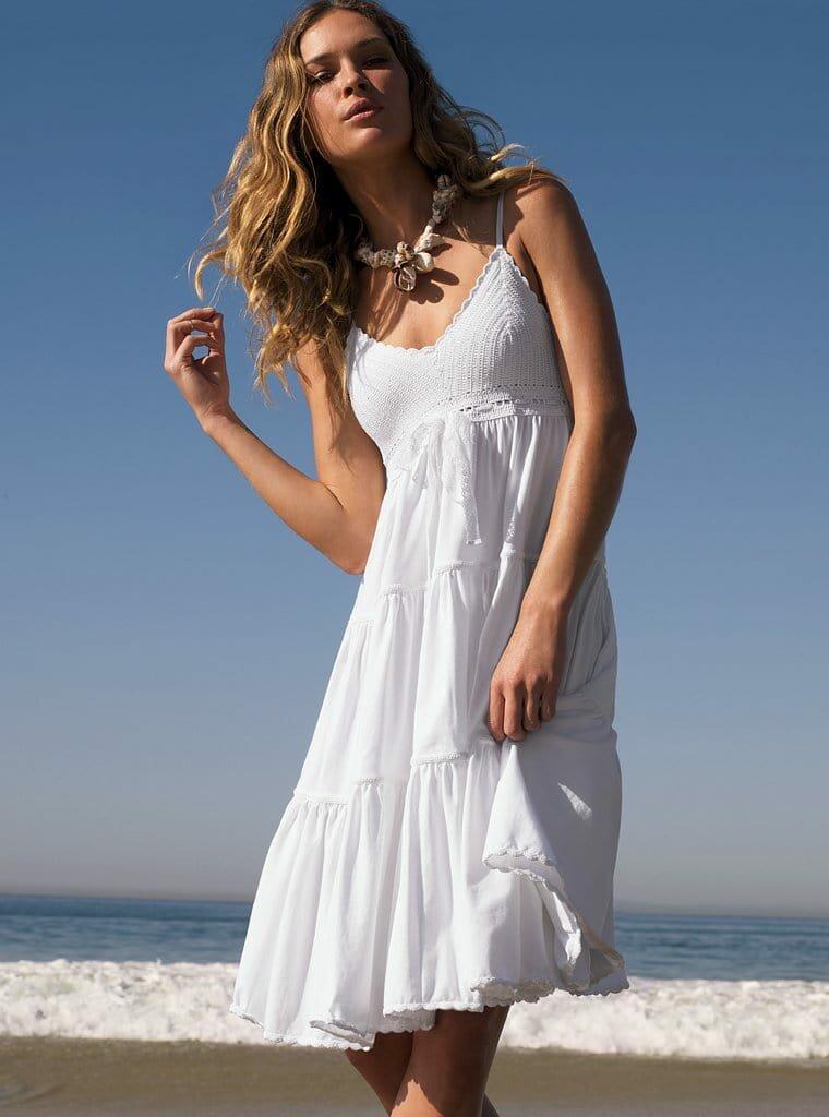 корреспонденту фото платье лето белое выкладывает фото