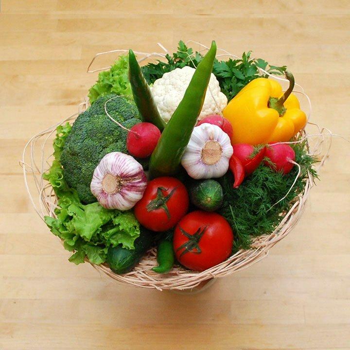 Букетов, красивое название букета из овощей