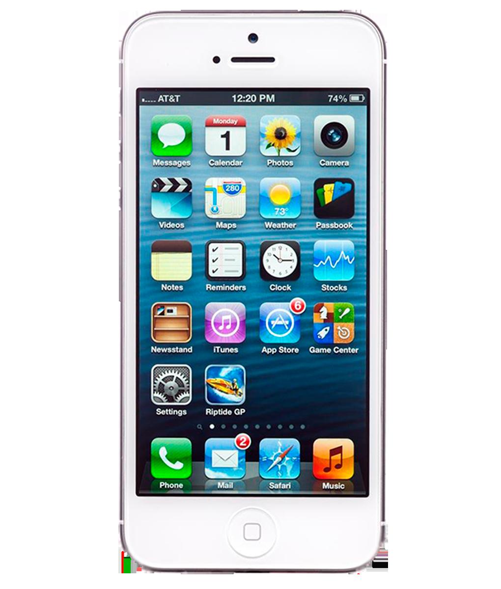 Картинки на экране айфона