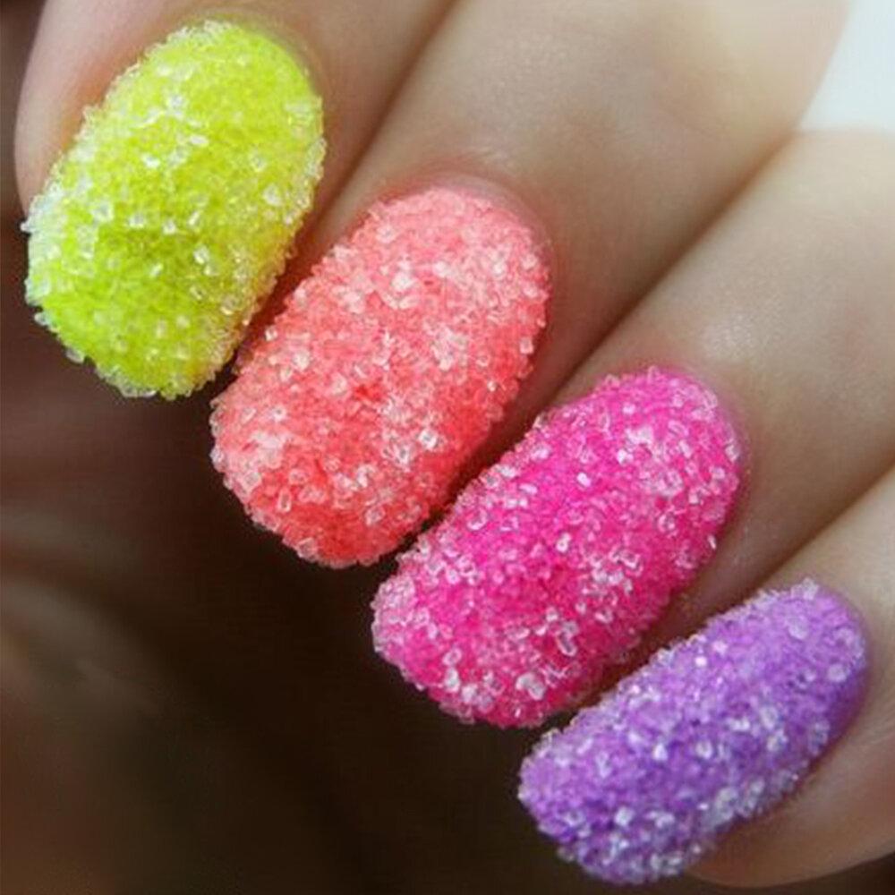 сахар на ногтях картинки