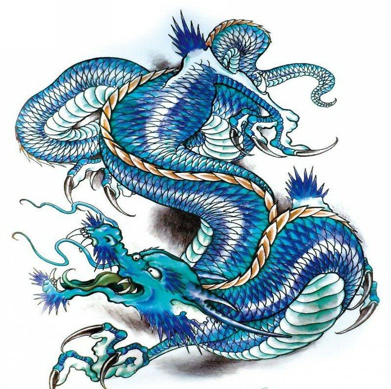 Смотреть картинки китайского дракона