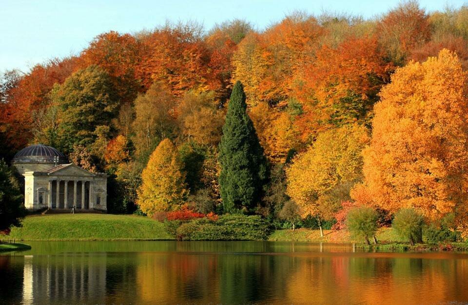 каждой фотографии осень в великобритании фото ходила этот