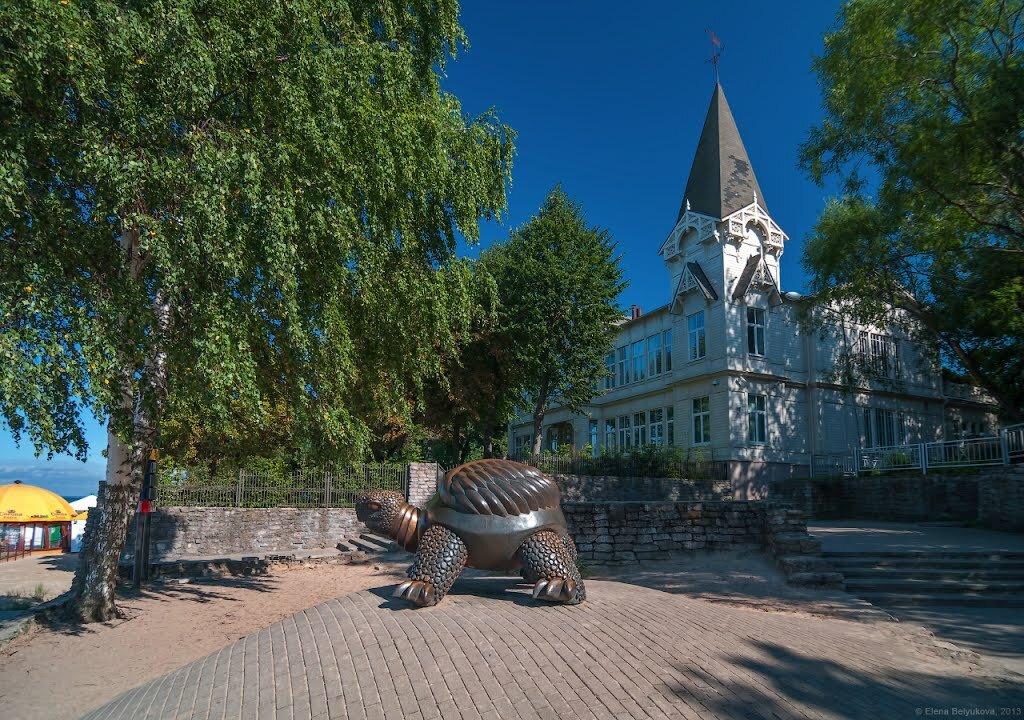 картину показали город юрмала латвия фото клуб