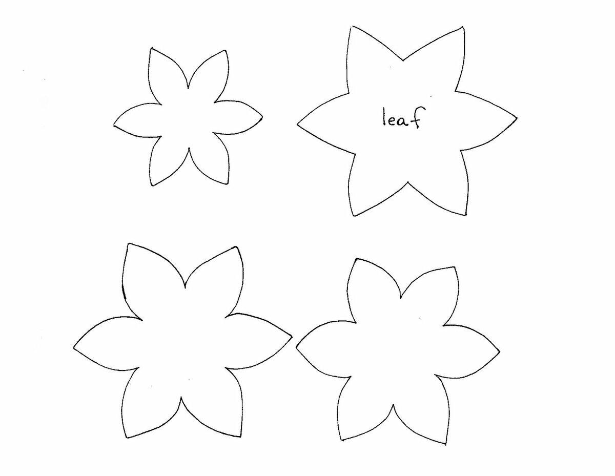 Про докторов, формы цветков для открыток