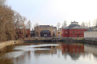 ижорский завод колпино