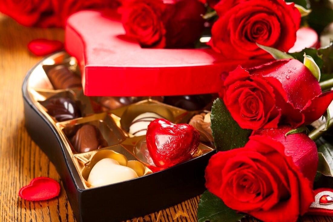 Романтические день рождения