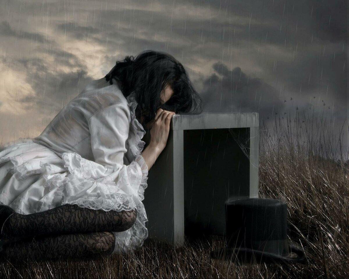 Печаль фото картинки