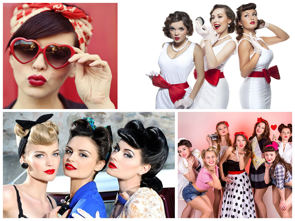 pinup-girl-themed-party