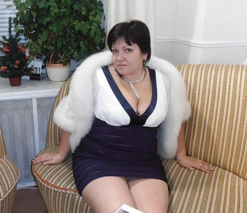 смотреть интим зрелых толстушек - 4