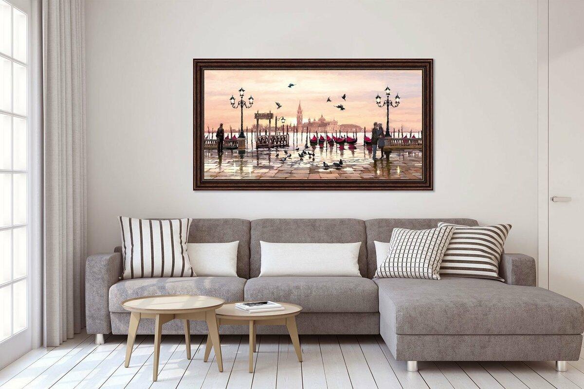 Постер для интерьера квартиры