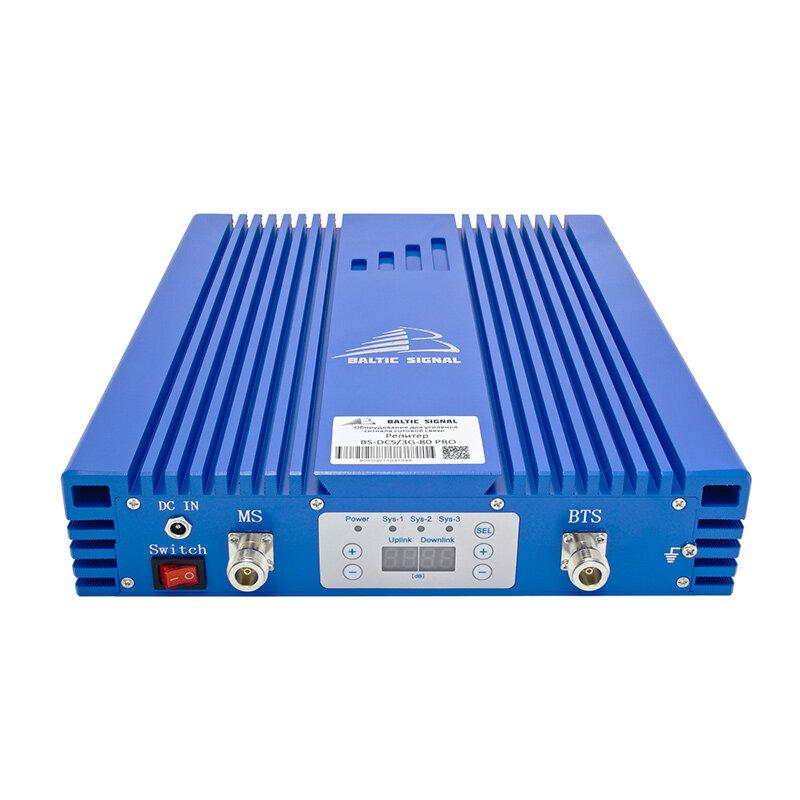 Репитер GSM/LTE1800+3G Baltic Signal BS-DCS/3G-80 (80 дБ, 1000 мВт) - https://ugra.ru/1000/repiter-gsmlte18003g-baltic-signal-bs-dcs3g-80-80-db-1000-mvt.html