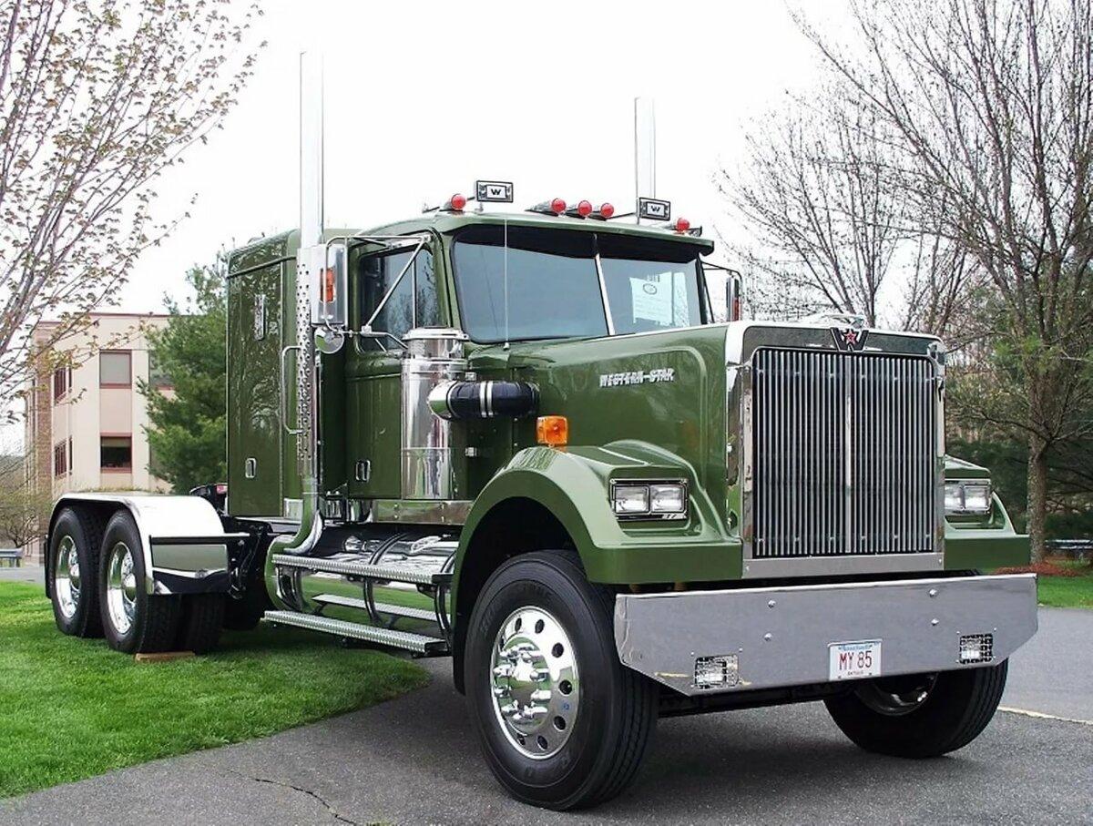 каждое американские грузовики все модели фото обновить