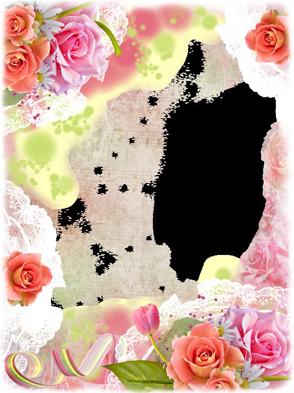 Рамка открытка поздравительная