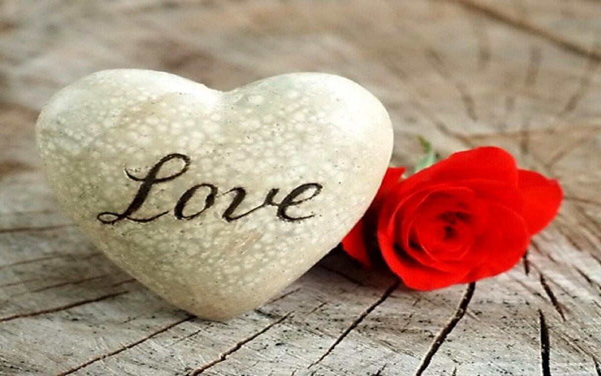 Красивые нежные картинки с надписями о любви