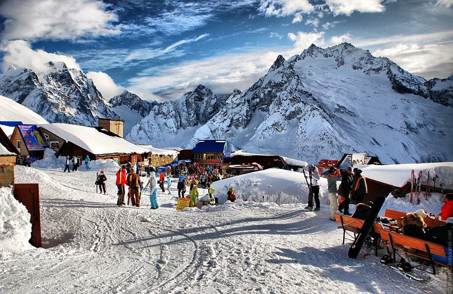 горнолыжные курорты россии фото недуга