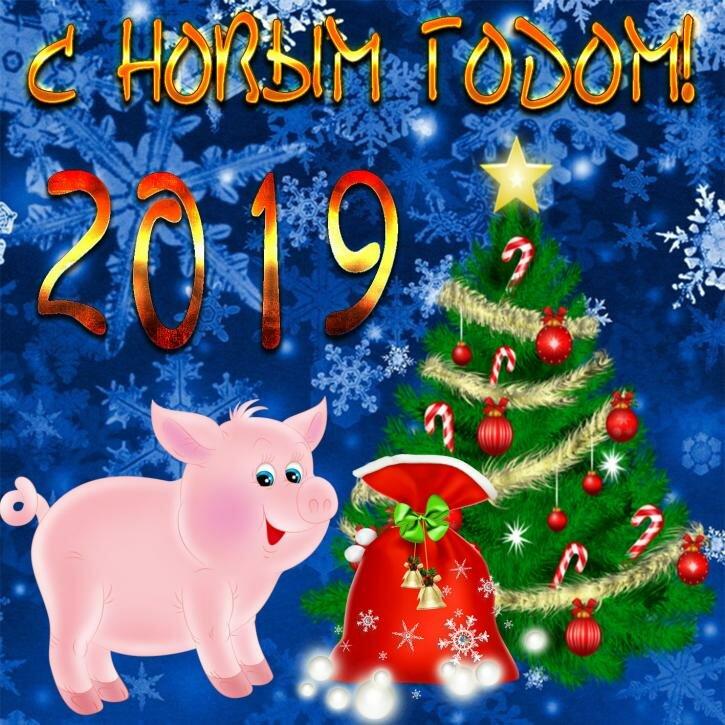 Отличной рабочей, светящиеся открытки с новым годом 2019