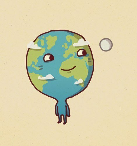 Земля прикольные картинки
