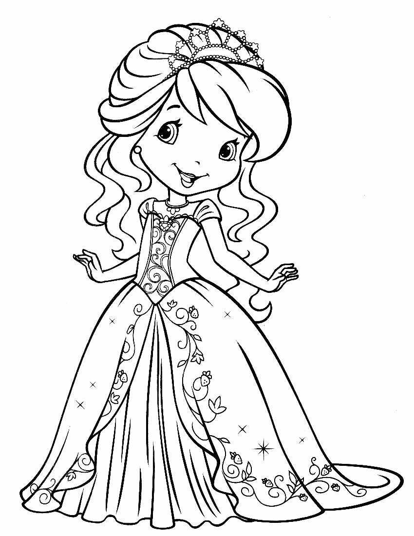 Картинки, картинки принцессы раскраски для девочек 11 лет