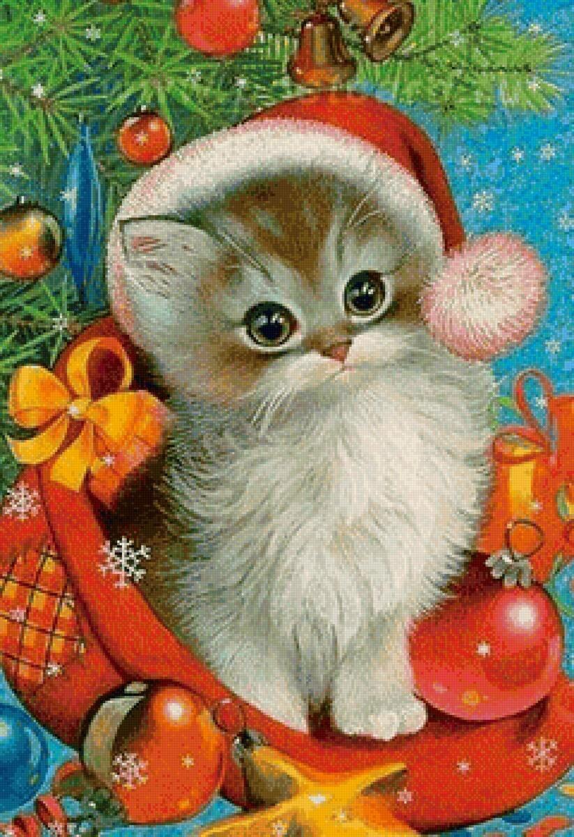 Прикольные днем, открытки для девочек на новый год