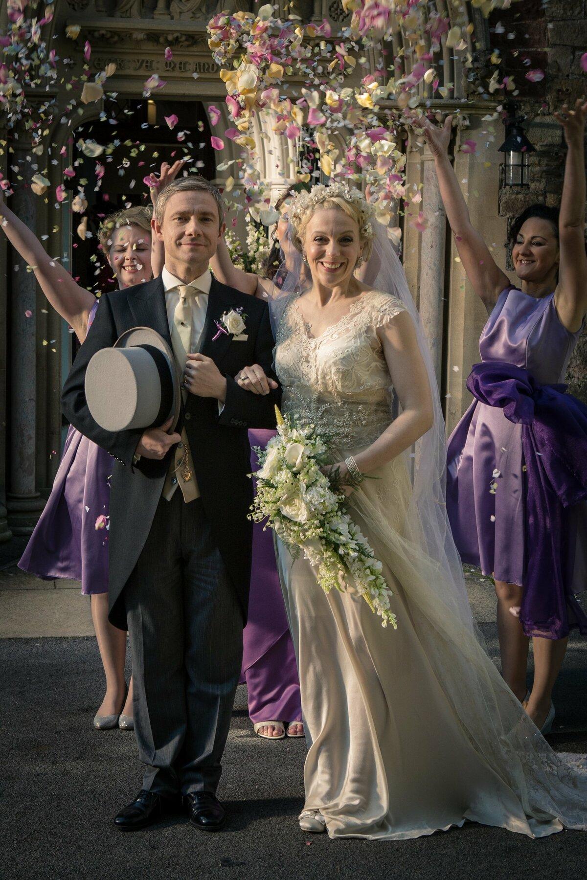 Поздравление шерлока на свадьбе у ватсона сделать