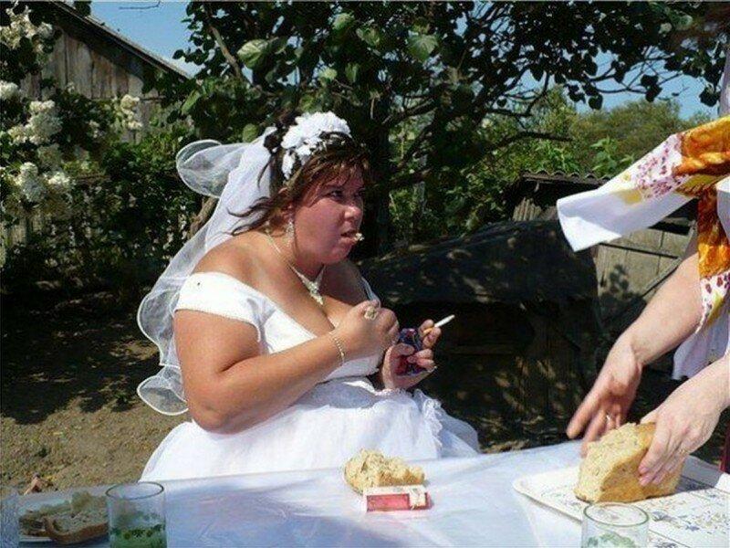 Прикольные картинки про невест