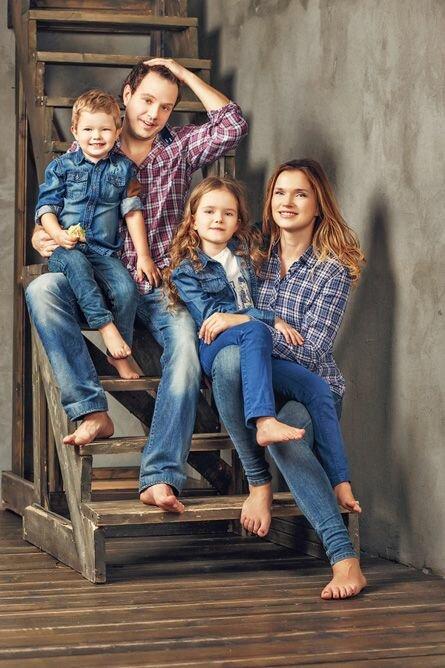 нет фотосессия с детьми в джинсовом стиле устойчивы механическим