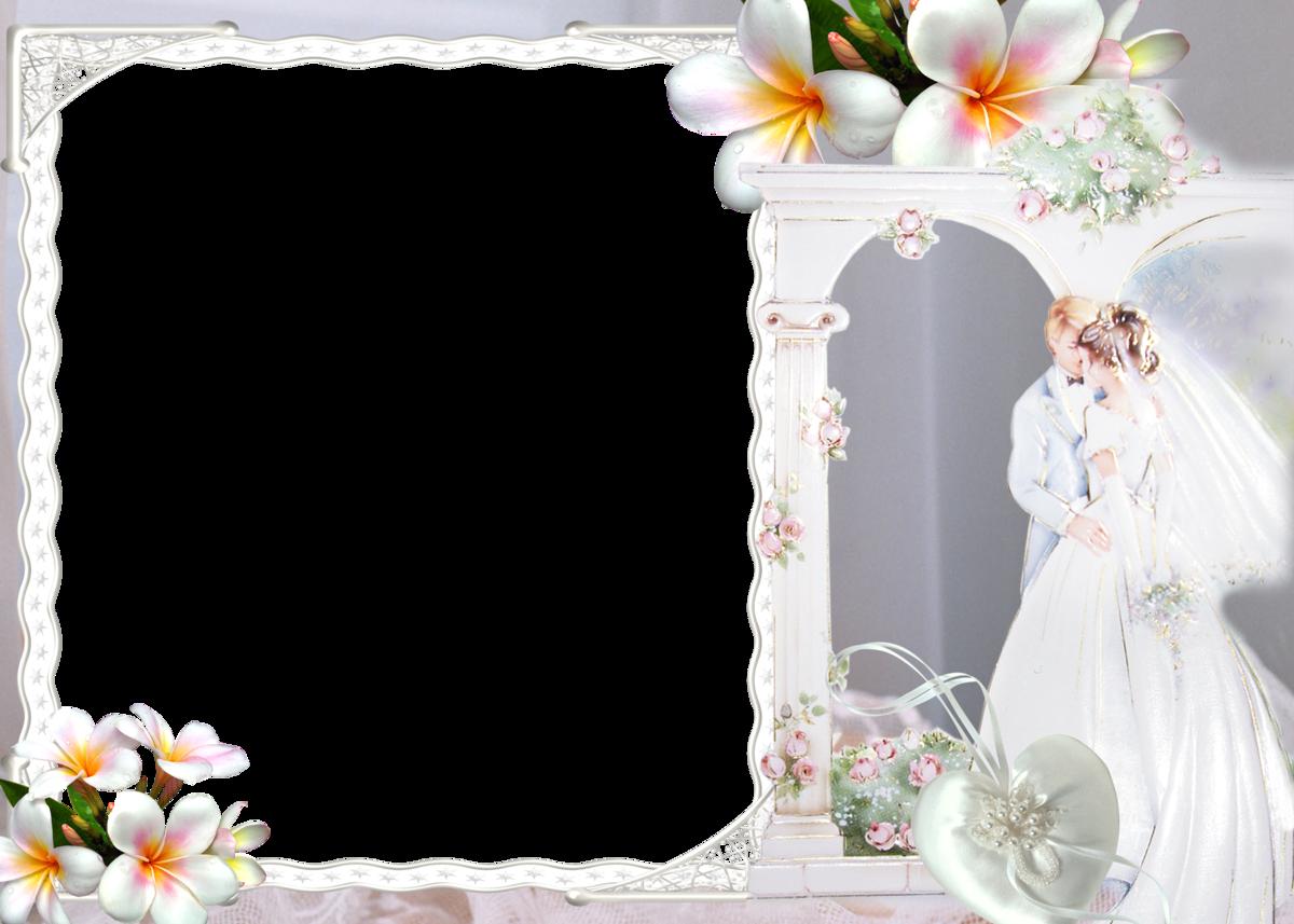 Онлайн годовщину, свадебные рамки картинки