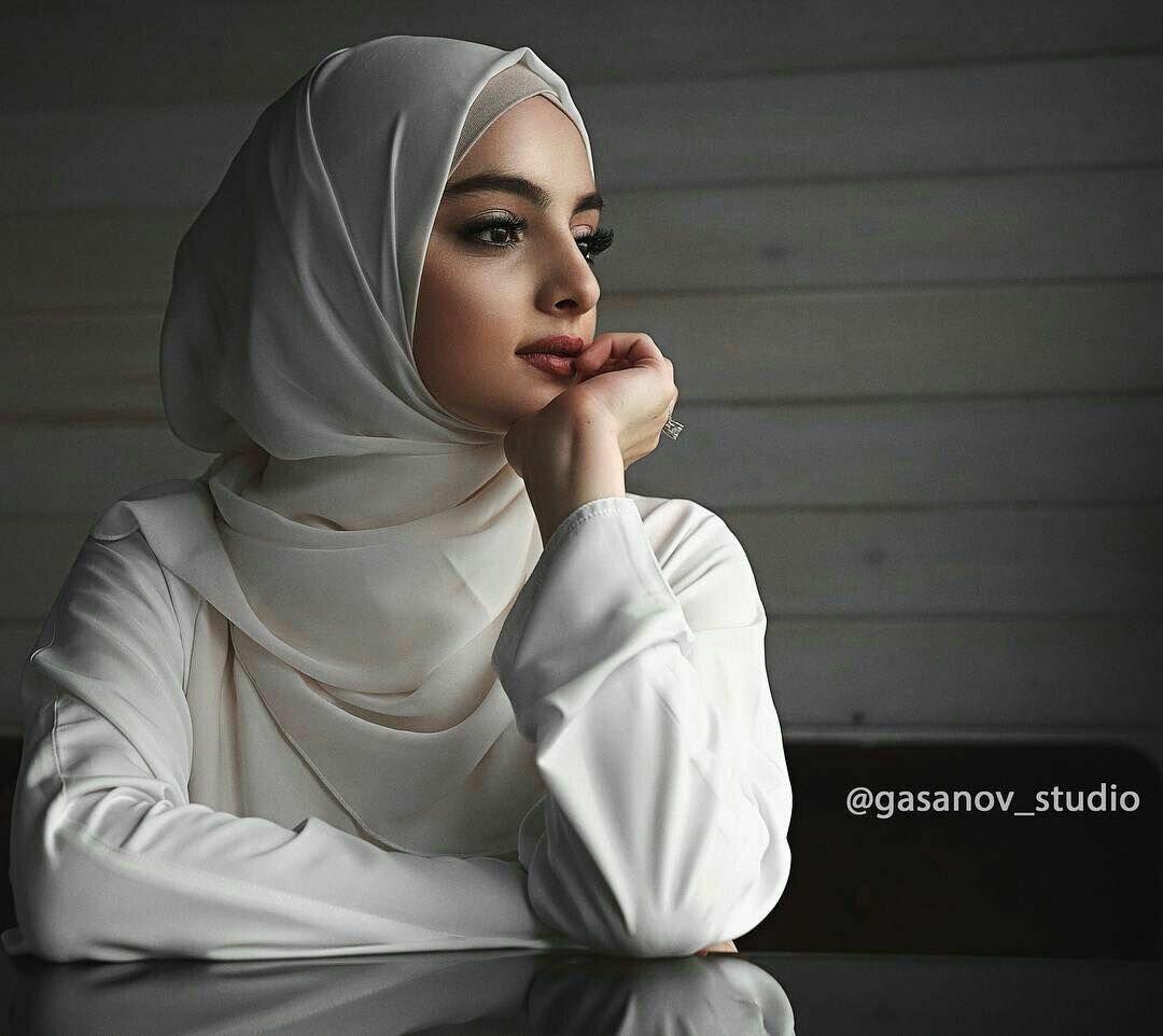Мусульманка в картинках с надписями, открытку