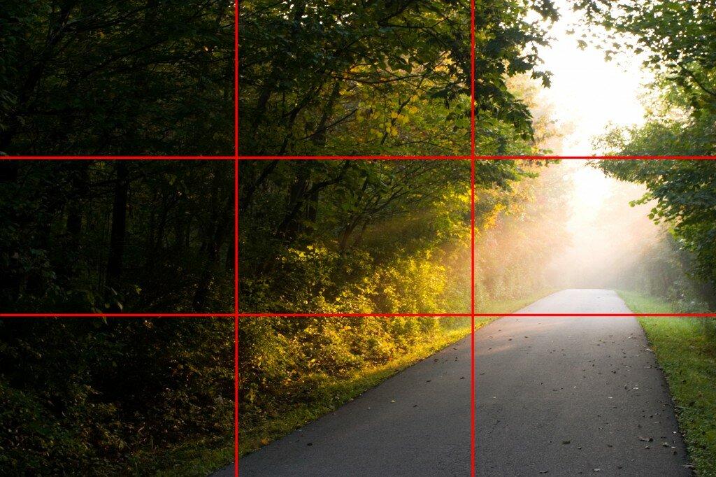 крытые есть правила построения композиции при фотографировании просто оставляете