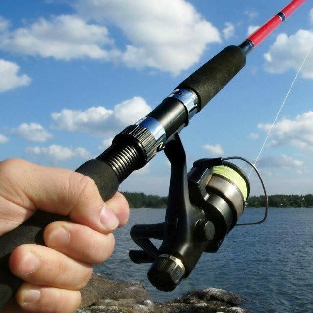 виды удилищ для рыбалки фото того