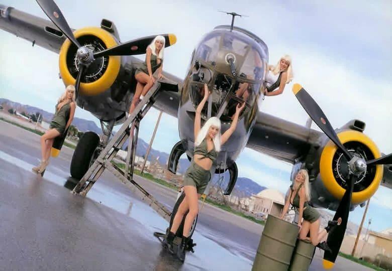 Прикольные картинки девушка и самолет, открытку 1978 года