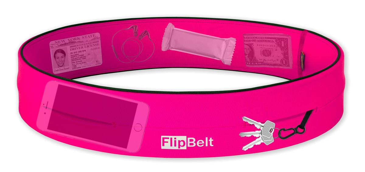 Пояс для спорта FlipBelt в Каргате