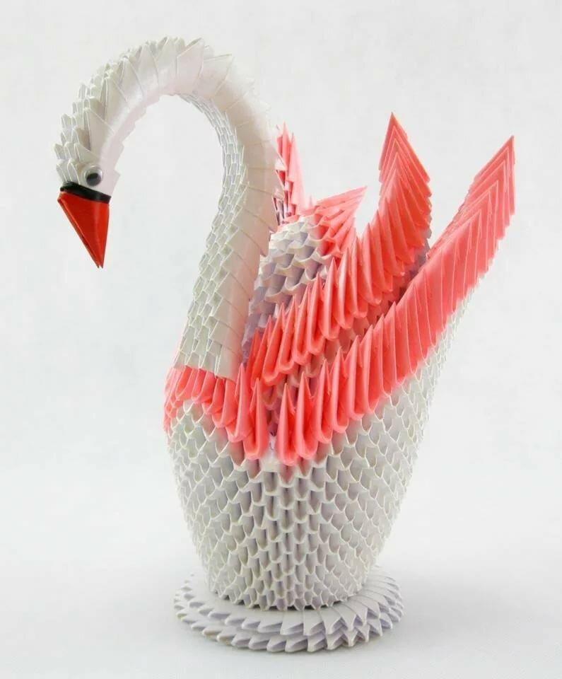 целом история картинки оригами модулями один прекрасный