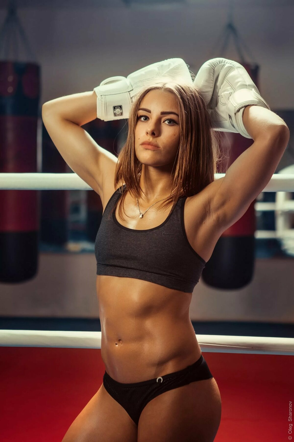 Nude Boxing Video