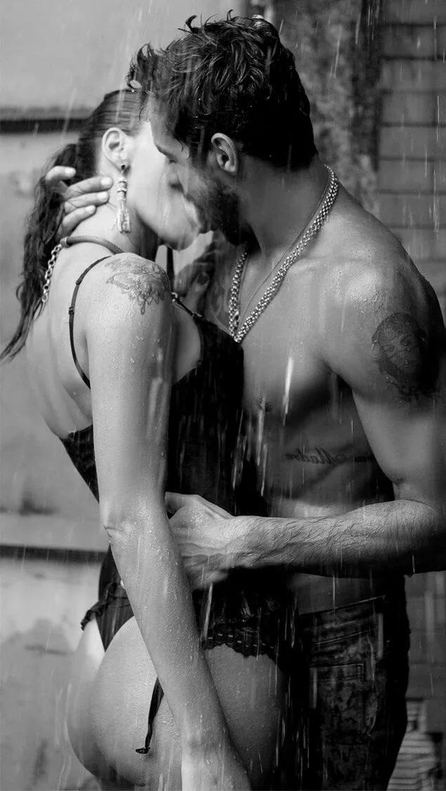 секс в порыве страсти горячий