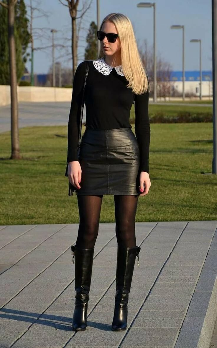 blonde-in-black-leather-hot-silicone-tits