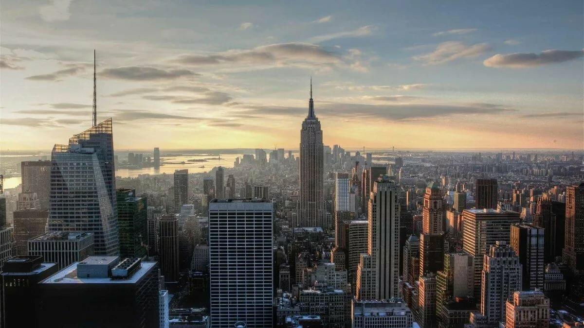 Нью Йорк Обои На Телефон