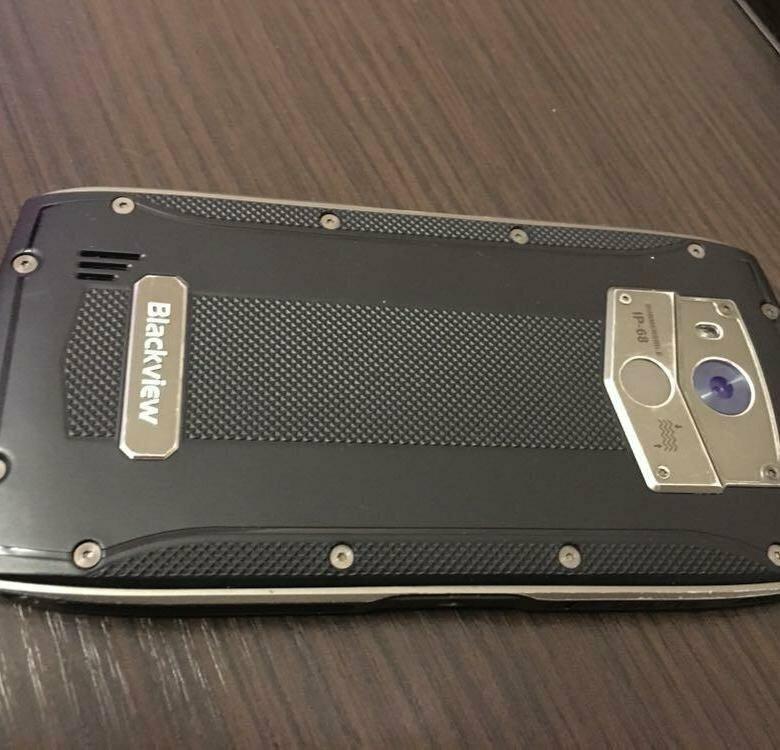 Сверхпрочный смартфон blackview BV7000 Pro в Камышине