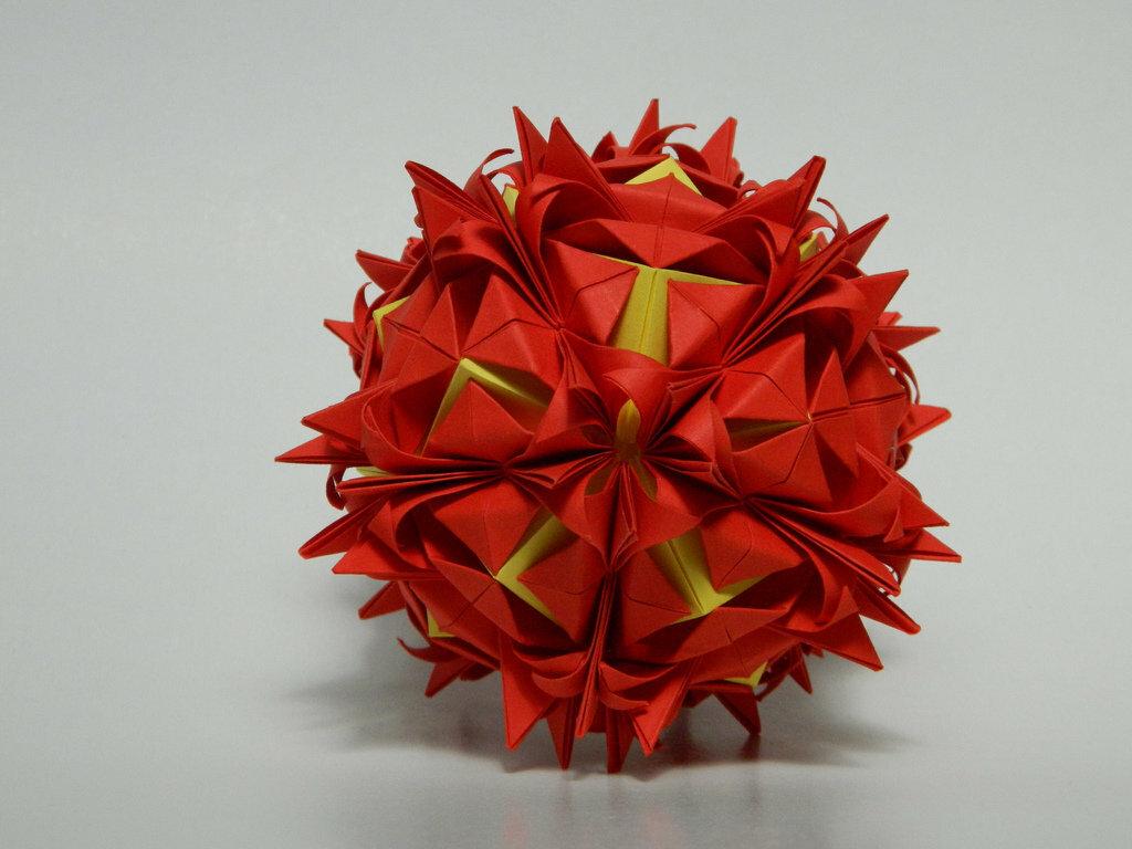 Природе, картинки кусудама оригами