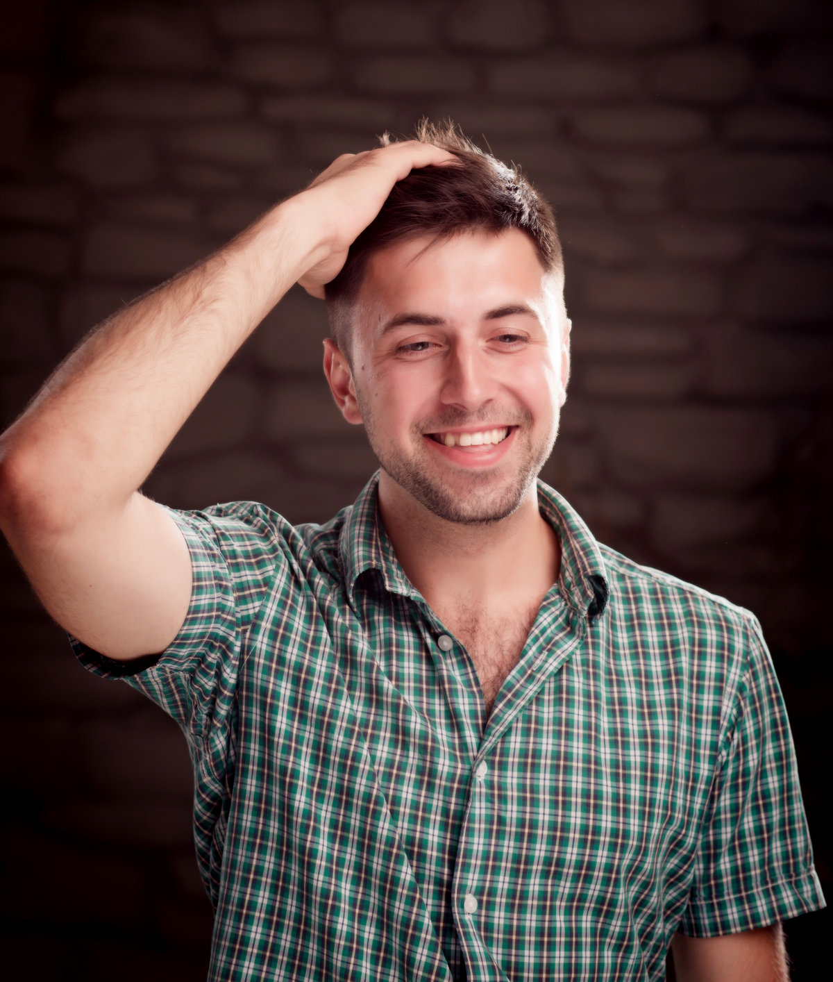 Фотосессии мужчин в домашних условиях