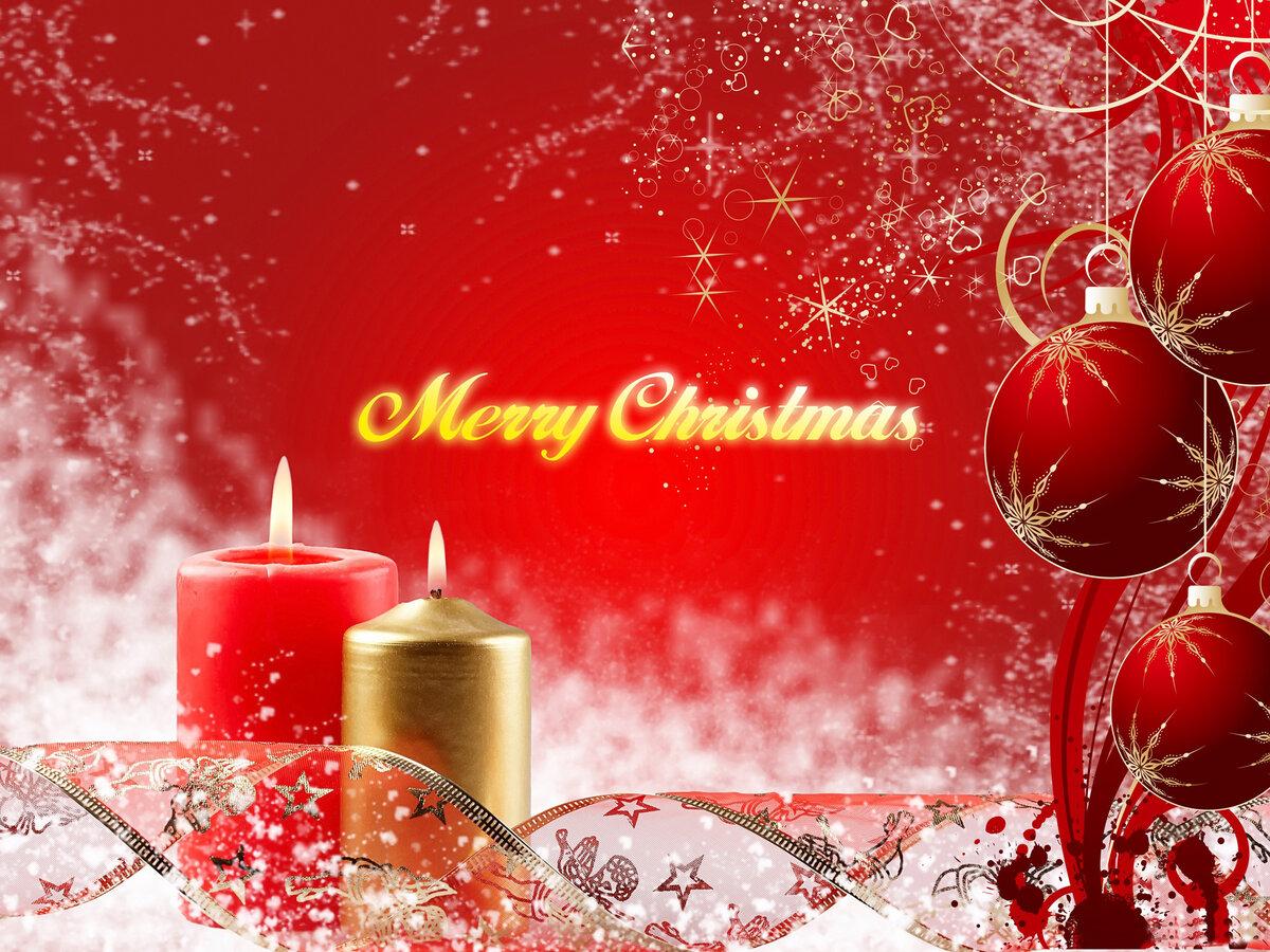 Картинки, открытки к рождеству и новому году 2017