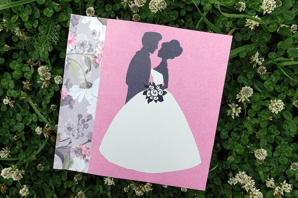 Сделать своими руками открытки для свадьбы